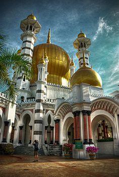 Ubudiah Mosque, Perak, Malaysia