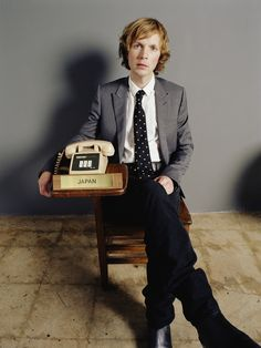 Beck  Favorite Song: Timebomb