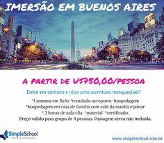 #imersaobsas#simplebuenosaires #aprendaviajando