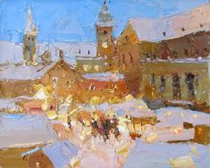 Volkov - Christmas Market