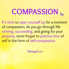 8 Powerful Ways to practice Compassion to create more Abundance in your life.