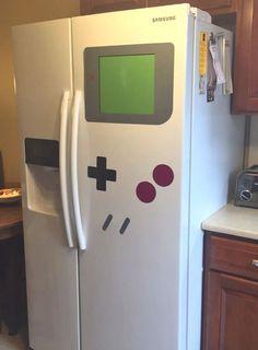 Melhor adesivo de geladeira!