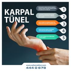 Karpal Tünel sendromu en sık görülen sinir sıkısması sorunudur. Basparmak, isaret parmağı ve orta parmağa gelen sinir bilekte sıkısır. Genellikli el ve kolun aynı pozisyonda uzun süre çalısmasından olusur.