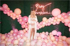 Baby joy: Khloe Kardashian was scouting for baby shower presents at West Hollywood luxury boutique, where she reportedly has a wish list totalling over $90,000