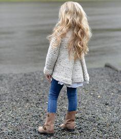 Brink Sweater Knitting pattern by The Velvet Acorn