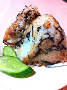 塩昆部長のレシピを参考に✨ - 9件のもぐもぐ - 焼きおにぎり バター醤油 by Naaaoh70