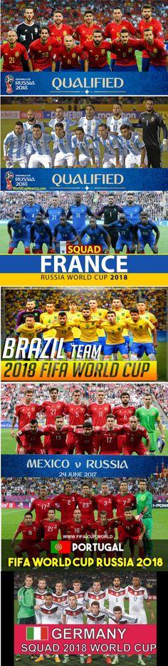 6c11ac671b386 Football World Cup 2018 Russia