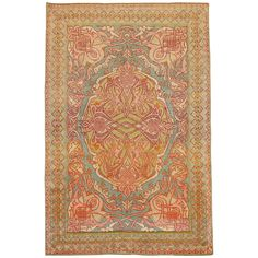 Turkish Ghiordes | From a unique collection of antique and modern turkish rugs at https://www.1stdibs.com/furniture/rugs-carpets/turkish-rugs/