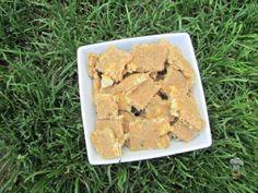 (dairy-free) ginger pineapple chicken dog treat/biscuit recipe