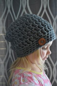 Hey, I found this really awesome Etsy listing at https://www.etsy.com/listing/217815155/chunky-slouchy-hat-toque-child-slouch