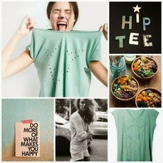 MASK The Hip Tee What Makes You Happy, Are You Happy, Cheer Me Up, T Shirts For Women, Tees, How To Make, Fashion, Latest Fashion Trends, T Shirts