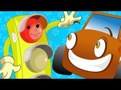 Red Light Red Light - What do you say - Traffic Light Song - YouTube