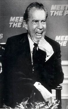 Image result for nixon funny faces images