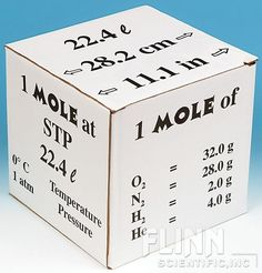 Mole box-chemistry model - Science Education - Welcome My Home 11th Chemistry, Chemistry Classroom, High School Chemistry, Chemistry Notes, Chemistry Lessons, Teaching Chemistry, Chemistry Labs, Science Chemistry, High School Science