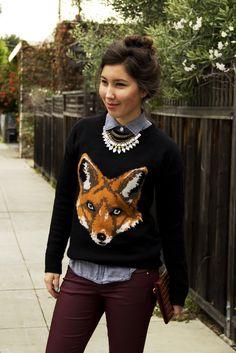 fantastic mr. fox // readytwowear.com  http://www.shein.com/?ref=cj