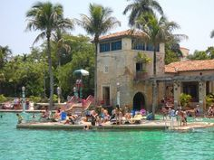 Cool FL locations to visit.  8. Venetian Pool, Coral Gables