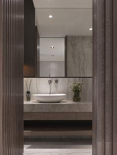 Bathroom Renos, Bathroom Furniture, Small Bathroom, Bathroom Design Luxury, Modern Bathroom Design, Bathroom Accent Wall, Washbasin Design, Townhouse Designs, Bathroom Design Inspiration
