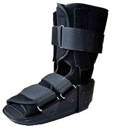 "ALLCARE ORTHO SHORT 11"" WALKER - A short walking brace for the treatment of stable fractures and ankle sprain, it can be used following soft tissue injuries of the lower leg, post ligament, soft tissue & tendon surgery. A$58.95."