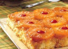 Mais um bolo simples e delicioso para os leitores do Moz Maníacos, eu preparei hoje pela primeira vez o bolo de ananás e vou partilhar a receita com todos.