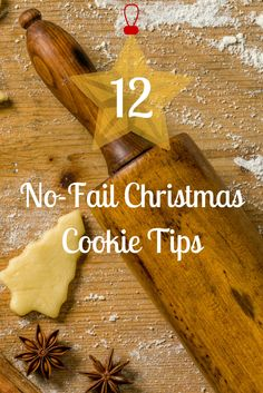 Baking today? These 12 no-fail tips will ensure you total Christmas cookie success!