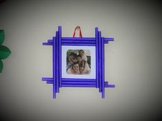 DIY photo frame || Room decoration idea - YouTube