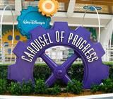 Walt Disney's Carousel of Progress! I am so thankful for this ride! It never gets old!! Our whole family feels the same way,