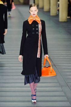 Matchy matchy. (Miu Miu Fall 2013) #runway #fashionweek