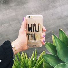Wild Thing iPhone 6/6s+ Case