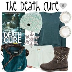 The Death Cure- I'm starting this book anyone spoils and my fist will be in your face. Maze Runner Trilogy, Maze Runner Series, Fandom Fashion, Nerd Fashion, Punk Fashion, Lolita Fashion, Fashion Boots, Runners Outfit, Maze Runner The Scorch