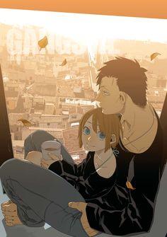 Read manga Gangsta 029 Read Online online in high quality