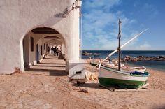 Calella de Palafrugell, precioso pueblo de la costa brava