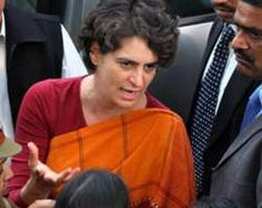 Congress star campaigner Priyanka Gandhi will tour the Lok Sabha constituency of her brother Rahul for two days from April 26.