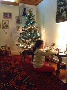 Eu e ela. O meu Milagre.: Já é época natalícia cá em casa!