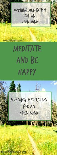 Morning Meditation For An Open Mind | Have you ever thought about mediation?  Check out the approach I tried and how it worked for me!  http://www.themultitaskingmissus.com/morning-meditation-for-an-open-mind/?utm_campaign=coschedule&utm_source=pinterest&utm_medium=The%20Multitasking%20Missus&utm_content=Morning%20Meditation%20For%20An%20Open%20Mind