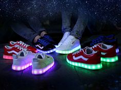 Cheap led wind, Buy Quality led 42 directly from China led wedding Suppliers: USB charging Women Colorful sneakers with lights up led luminous shoes new simulation led shoes for adults Sneakers shoe