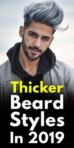 Latest Beard Styles, Long Beard Styles, Hair And Beard Styles, Hair Styles, Beard Hair Growth, Hair Growth Tips, Silver Fox Hair, Growing A Full Beard, Thick Beard