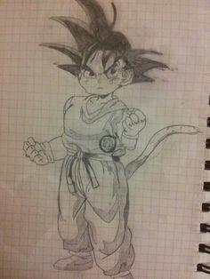 Goku ( young )