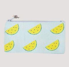 NEW KIT para hacer un estuche con tela diseñada por Clara Montagut.