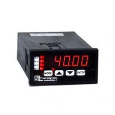 The M-1000 analog controller is a multipurpose dual sensor controller with a wide range of uses in the process control field.
