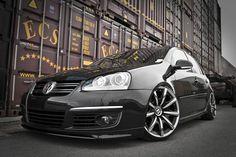 Modified VW Golf Mk5 GTi 2009 - LGMSports.com