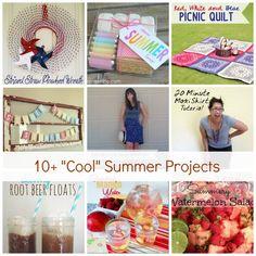 diy summer crafts - Google Search