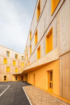 Morangis Retirement Home / VOUS ETES ICI Architectes