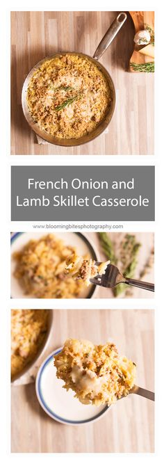 French Onion and Lam