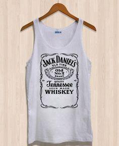 jack+daniels+old+time+old+no+7+brand+quality+Tank+Top+Womens,+Tank+Top+Mens,+Screenn+Print