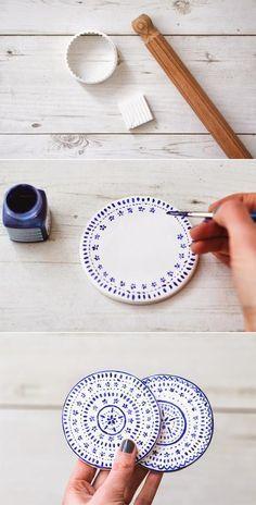 5 Manualidades de cerámica en frío                                                                                                                                                                                 Más