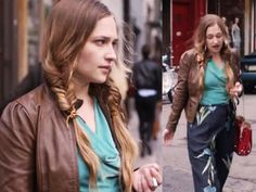 Jemima Kirke in Girls, still from glass-roses tumblr