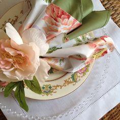 Uma mesa Amore-casa!