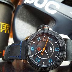My new fave riding bud. LIV GX1-A Swiss Automatic. @pocsports @panthercoffee  #livwatches #wristwatch #hotwatch #swissmade #swisswatches #swisswatch #luxurywatches #dailywatch #watchanish #wristporn #instawatch #chronograph #craftsmanship #instagood #instadaily #swag #wristshot #horology #watchporn #watchoftheday #womw #wristshot #horophile #wristcandy #watchesofinstagram #kickstarter #crowdfunding #swissautomatic