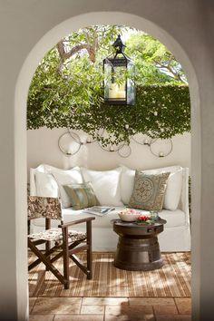 charming outdoor nook <3