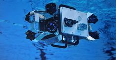 This small, but robust robot will let scientists document the world's coral reefs in order to help preserve them.